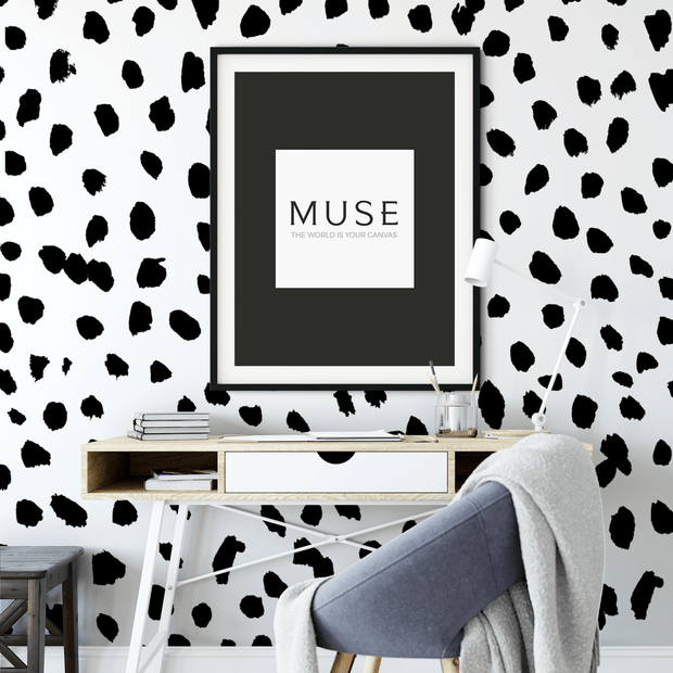 MUSE Wall Studio Spotty Dalmatian Large Wall Mural