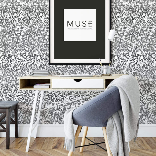 MUSE Wall Studio Life Illustrated