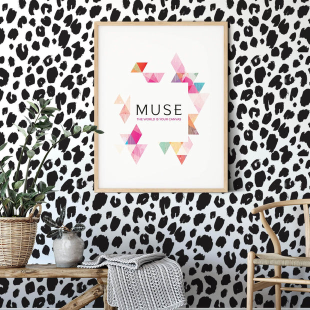 MUSE Wall Studio Leopard Like You