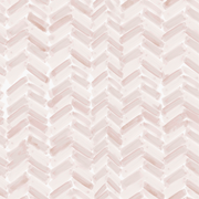 MUSE Wall Studio Special Order Blush Chevron