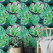 MUSE Wall Studio Jungle Life Peel & Stick Wallpaper