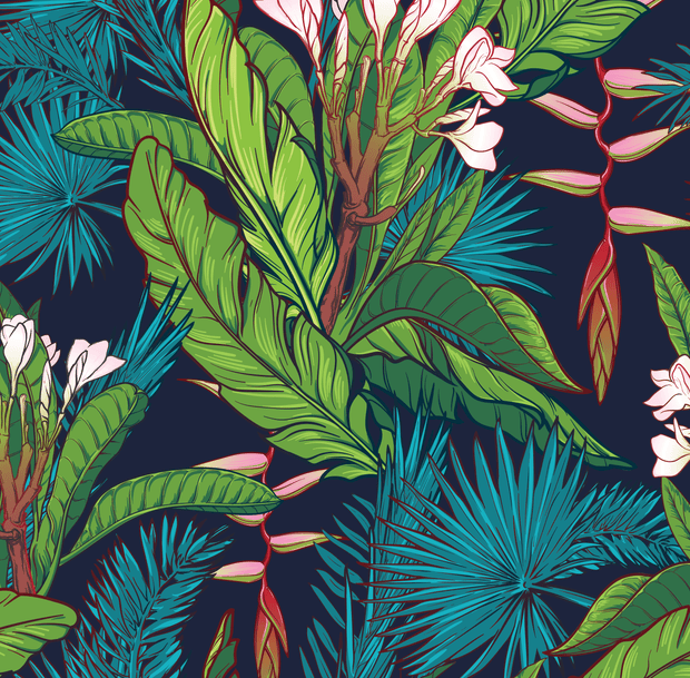 MUSE Wall Studio Found in the Wild Bold Tropical Wallpaper