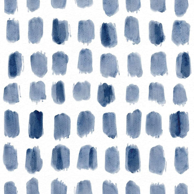 MUSE Wall Studio Navy Strokes