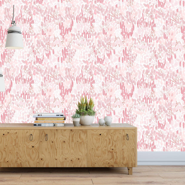 MUSE Wall Studio Raindrops Pink