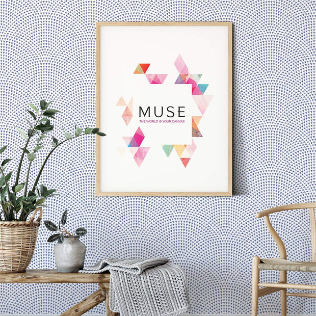 MUSE Wall Studio Spanish Steps