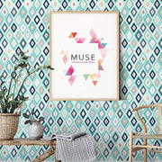 MUSE Wall Studio Dotty Rhombus