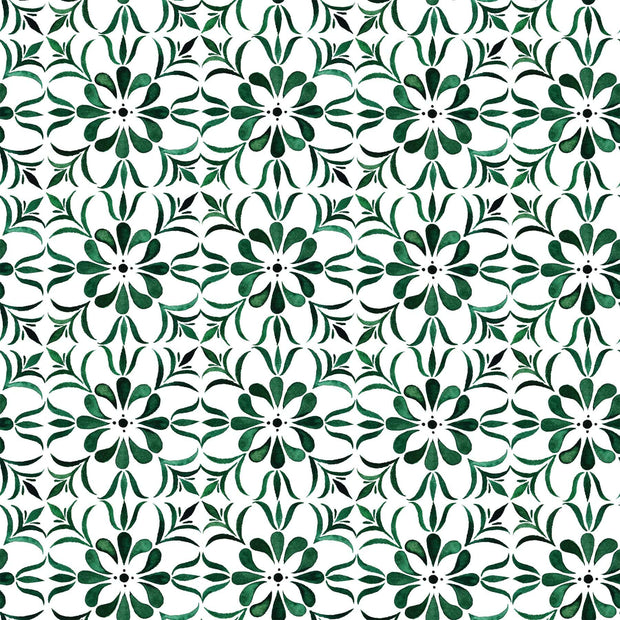 MUSE Wall Studio Mexican Tile in Green