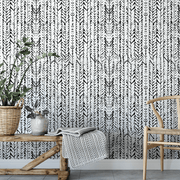 MUSE Wall Studio Inky Herringbone