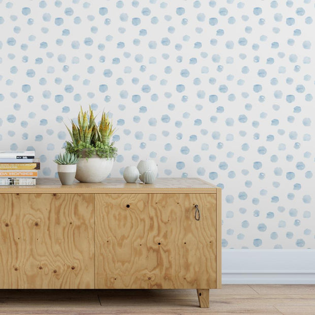 MUSE Wall Studio Settle Down Watercolor Dots