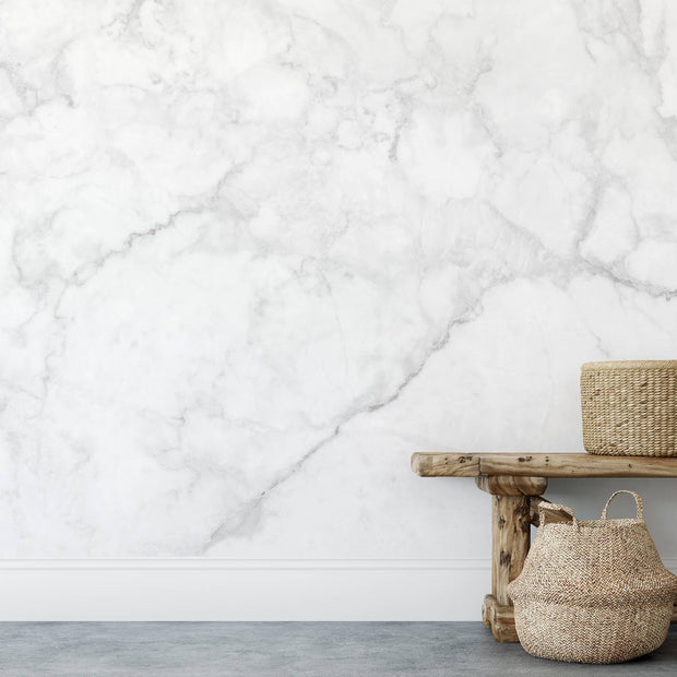 MUSE Wall Studio Light Marble Mural