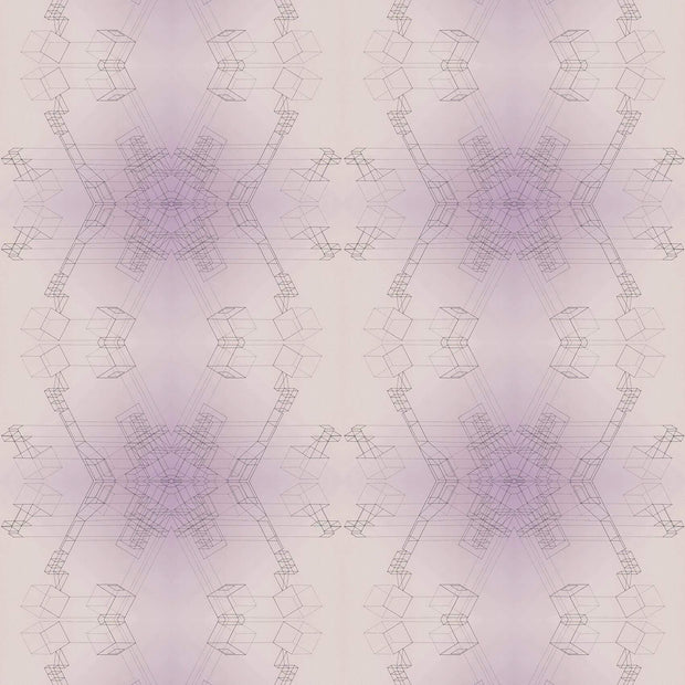 MUSE Wall Studio Lines and Lilac