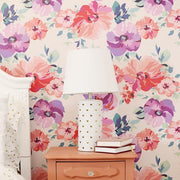 MUSE Wall Studio Pretty in Pink Floral
