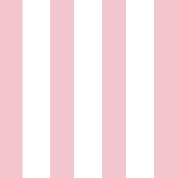 MUSE Wall Studio Perfect Pinstripes in Pink