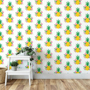 MUSE Wall Studio Petite Pineapple Party