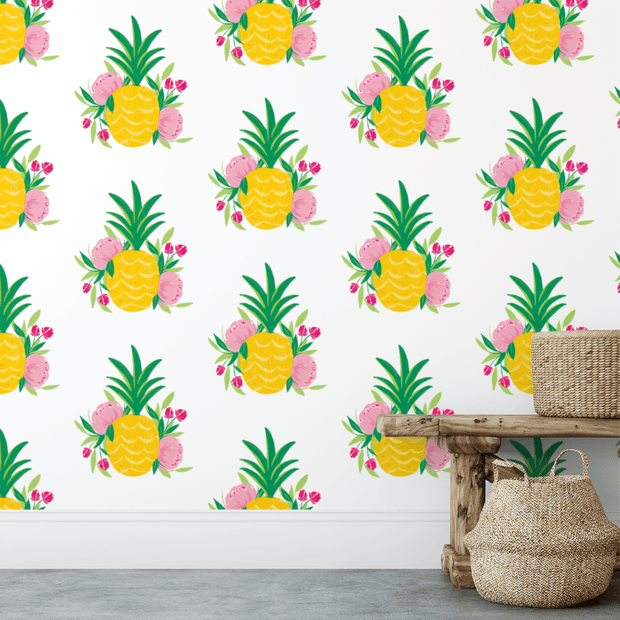 MUSE Wall Studio Pineapple Party
