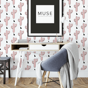 MUSE Wall Studio Prickly Pink