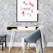MUSE Wall Studio Whirls and Eddies