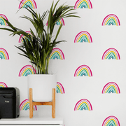 MUSE Wall Studio Small Dainty Rainbows