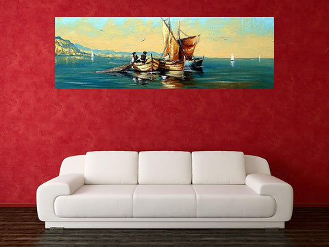 Canvas Art Painting for Home and Office Decor (Unframed)