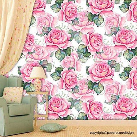 Beautiful Roses Wallpaper-Flower Wallpaper for wall