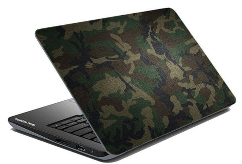Army Military Collection Laptop Skins Sticker (15.6ch - Multi-color)