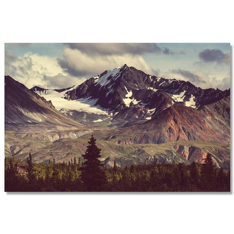 Nature Sceneries Canvas Painting Unframed