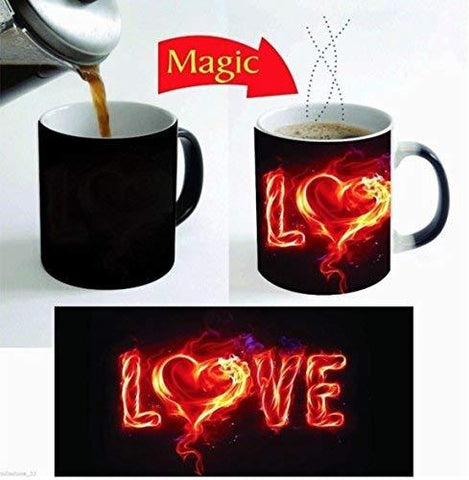 Personalised Magic Mug-Photo Magic Mug