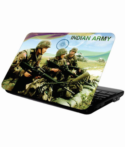 Indian Army Laptop Skin
