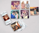 SQUARE Photo PRINTS Cute collection of your photos