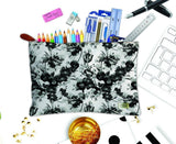 Canvas Pencil Stationery Zipper Pouches