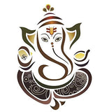 Lord Ganesha Wall Sticker