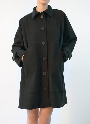 ASTON COAT (BLACK)