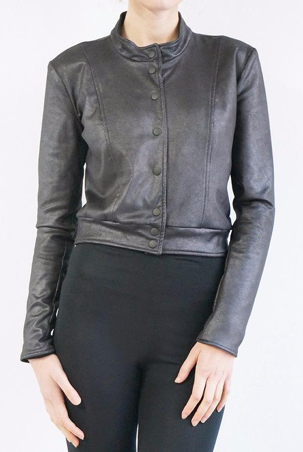 BERLIN JACKET (BLACK)