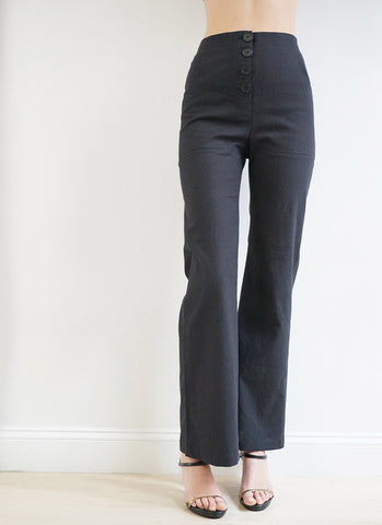 CARLOTTA PANT (MIDNIGHT)