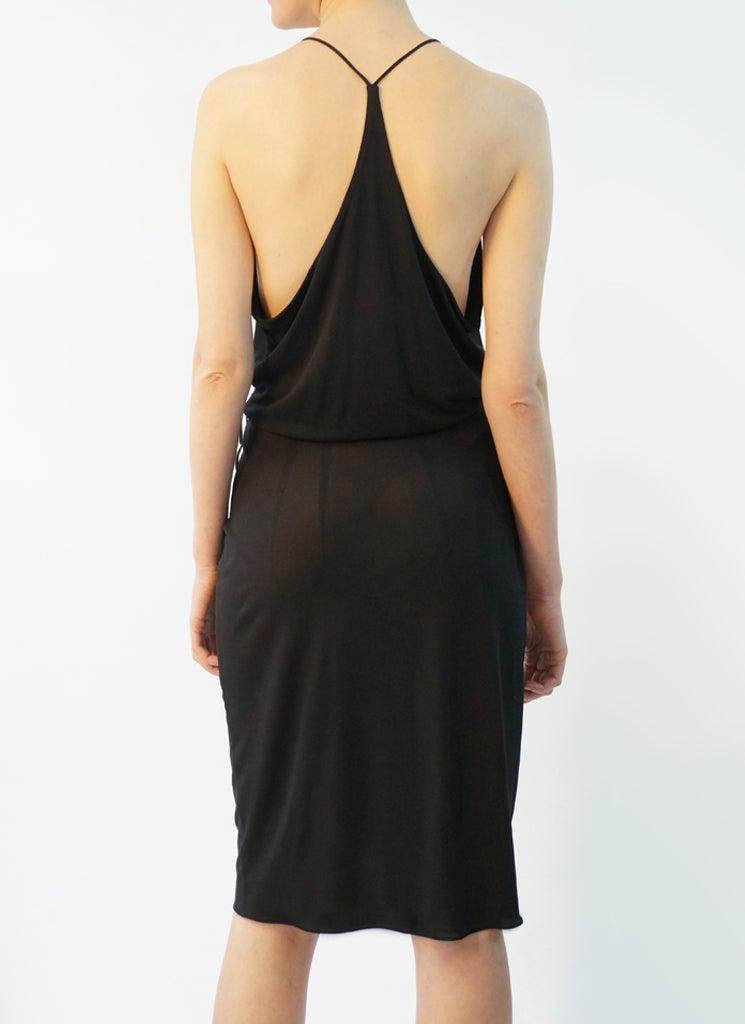 DELILAH DRESS (BLACK)