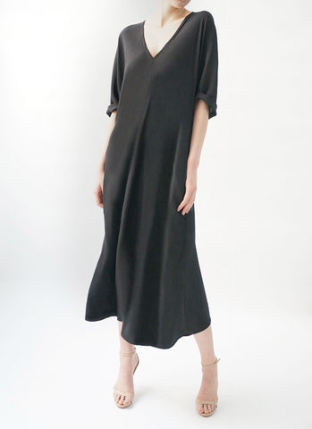 ETTA DRESS (BLACK)