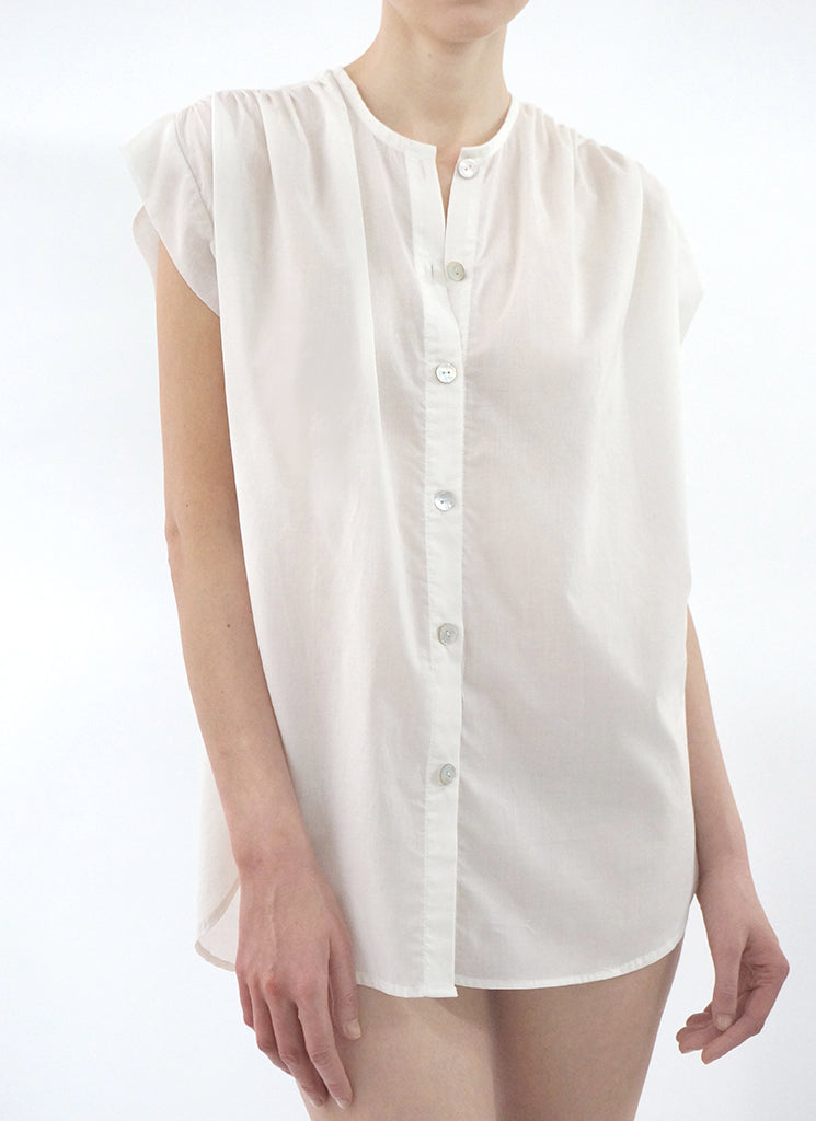 FIONA TOP (WHITE, MICA, PATINA)