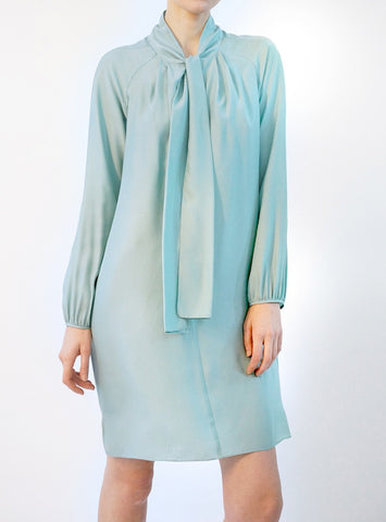 FLORENCE DRESS (CRYSTAL BLUE)