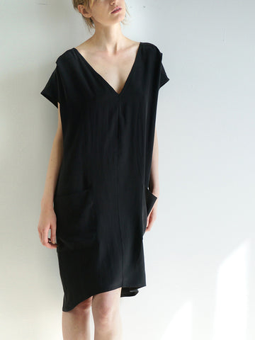 HAKKEN DRESS (BLACK)
