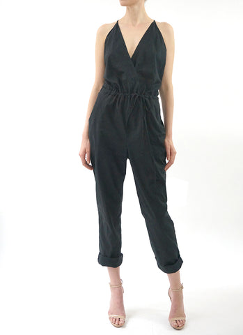 STARLET JUMPSUIT (BLACK)