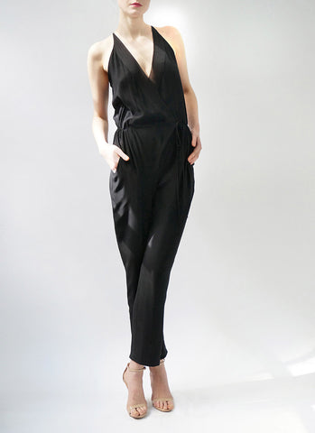 LOURE JUMPSUIT (BLACK)