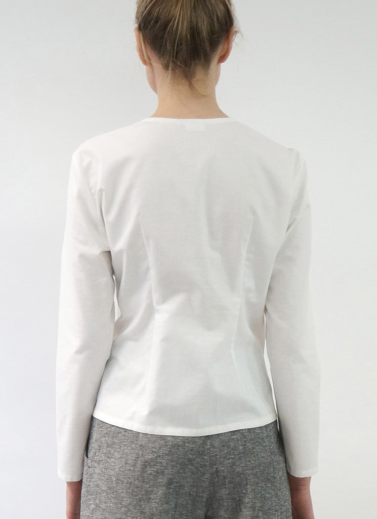MARTINE TOP (WHITE)