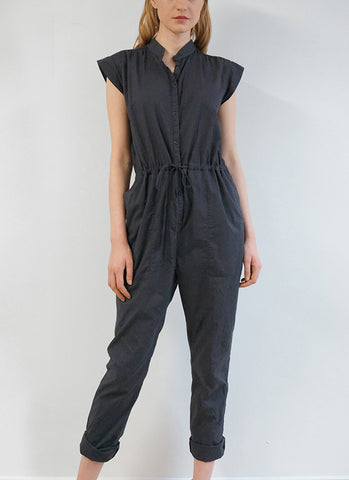 MERCER JUMPSUIT BLACK