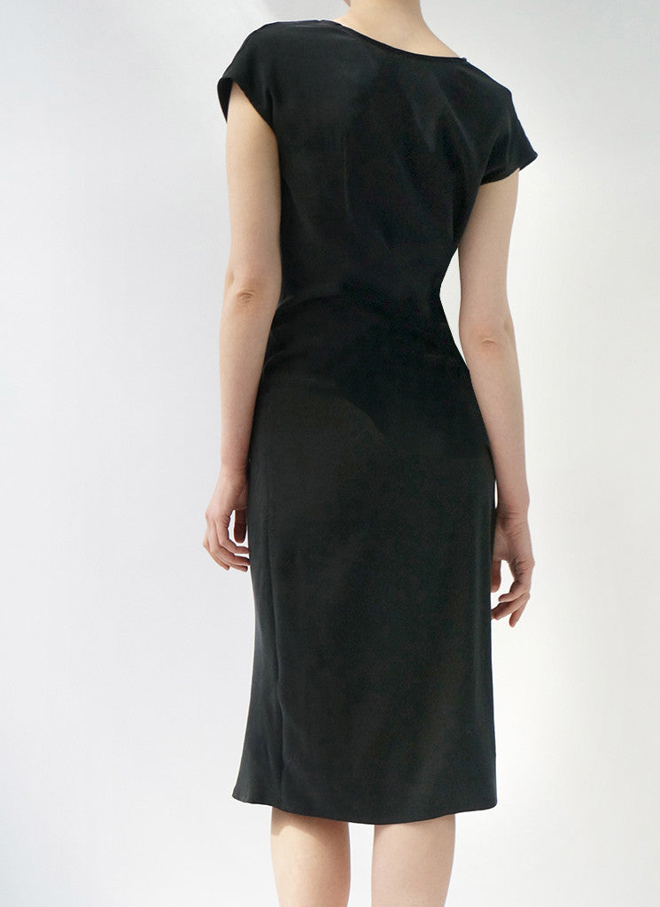 NOIR DRESS (BLACK)