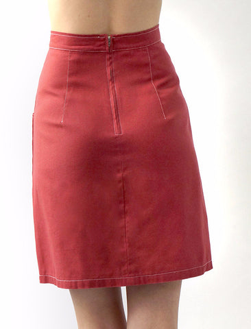 NORD SKIRT (ROSE)
