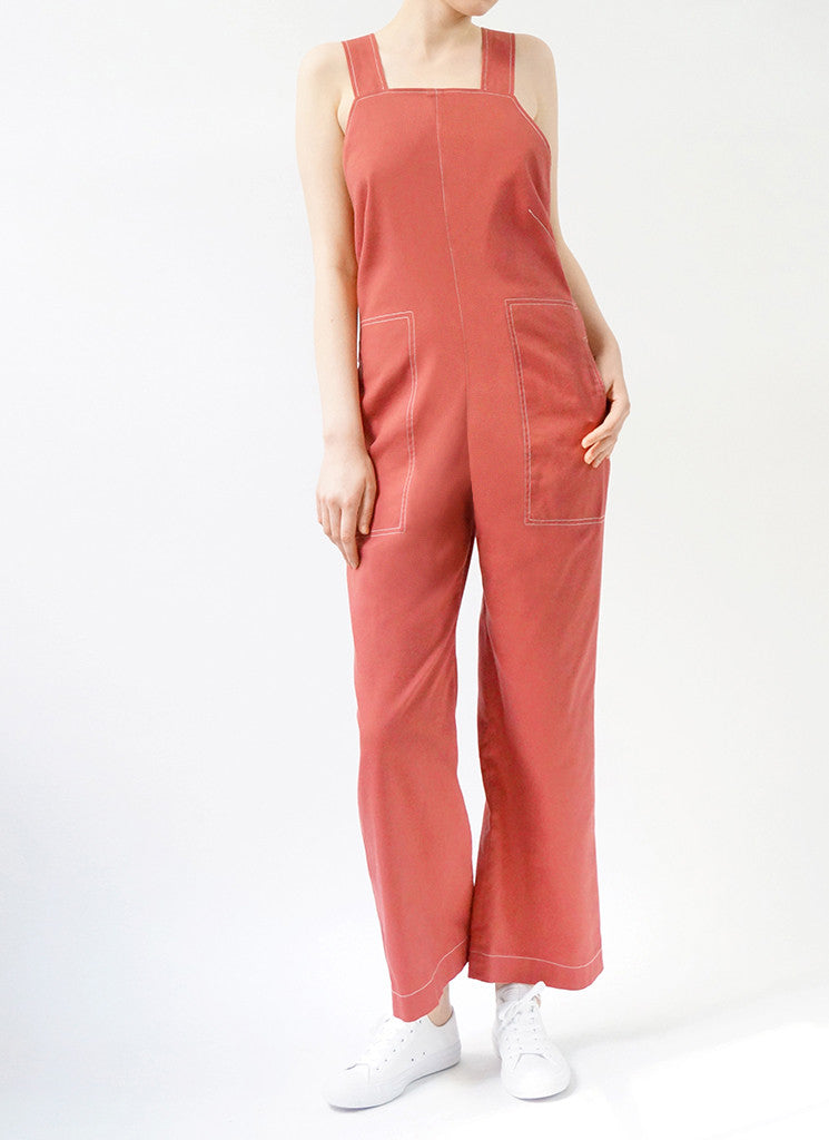 NUEVE JUMPSUIT (ROSE)