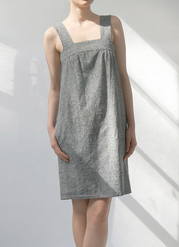 SMAAK DRESS (GRAY)