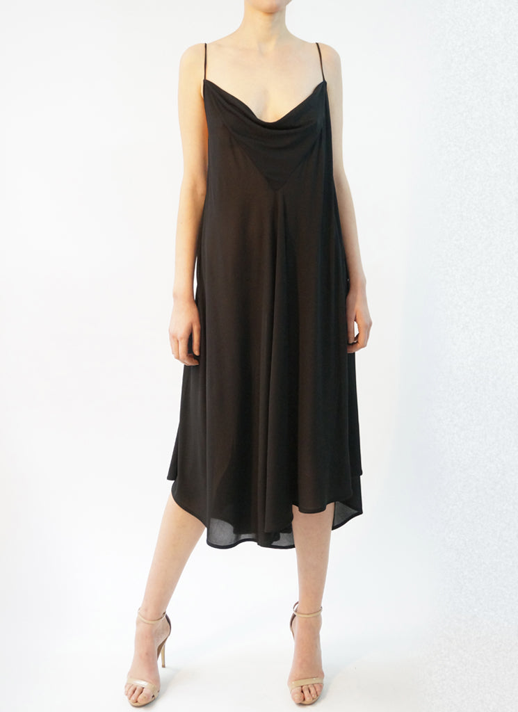 VALENTINA DRESS (BLACK)