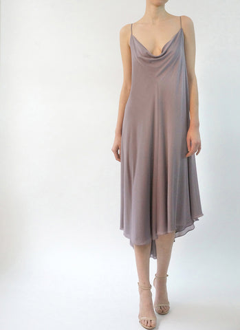VALENTINA DRESS (ROSE QUARTZ)