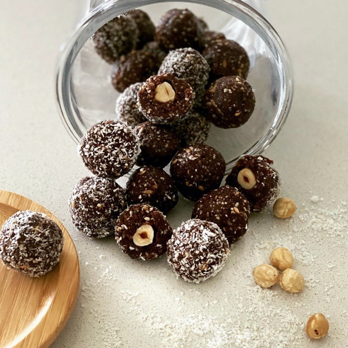 Chocolate Protein Balls with Tina | Franky's Recipes Online